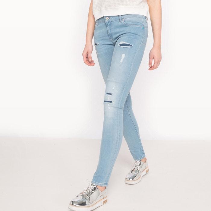 afbeelding Slim jeans LOKA met push up effect KAPORAL 5