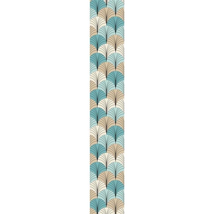 papier peint intiss oriental bleu graham et brown la redoute. Black Bedroom Furniture Sets. Home Design Ideas