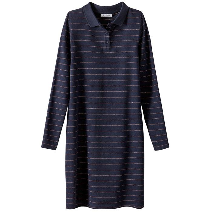 afbeelding Korte jurk met lange mouwen R essentiel