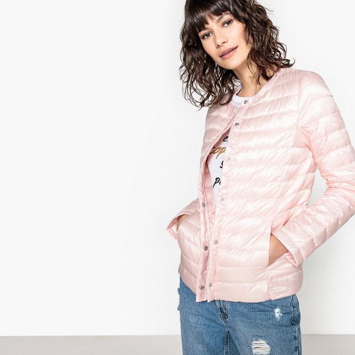 фото Куртка стеганая тонкая с натуральным наполнителем La Redoute Collections