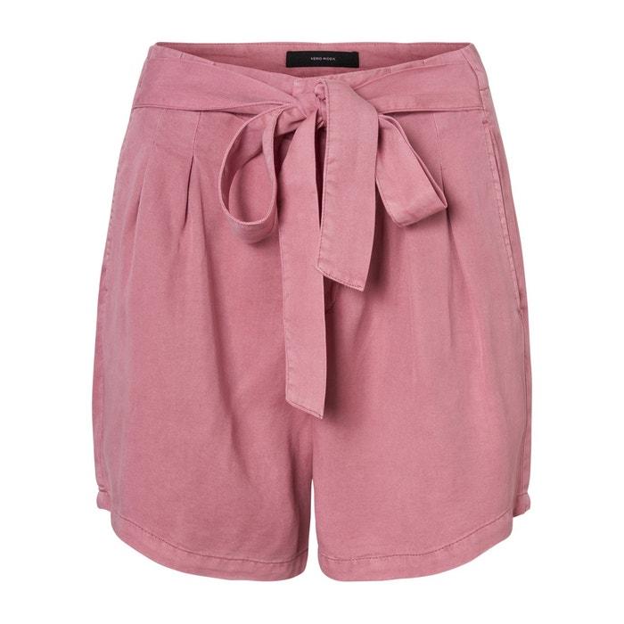 unglaubliche Preise neues Erscheinungsbild suche nach neuestem Shorts aus Lyocell mit Bindegürtel