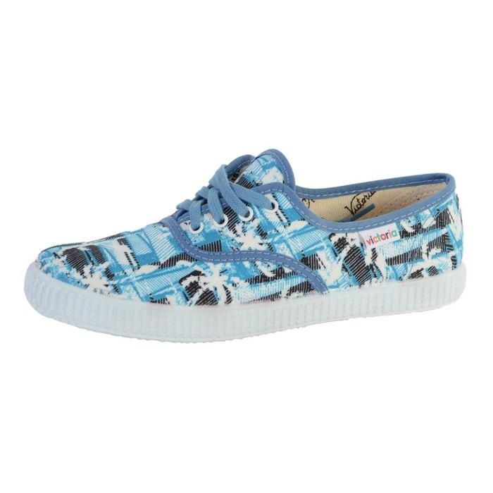 Chaussure azul bleu Victoria