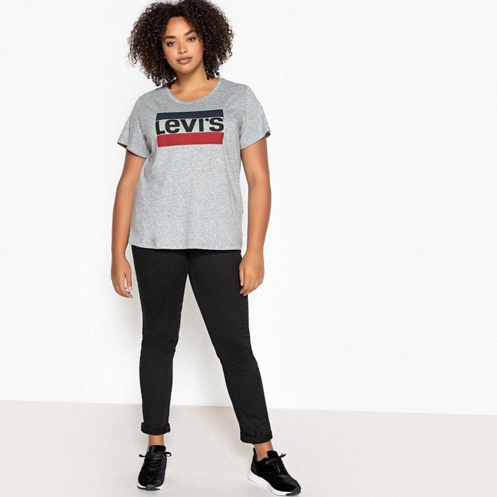 LEVI'S PLUS -T-Shirt, unifarben, runder Ausschnitt  LEVI'S image 0