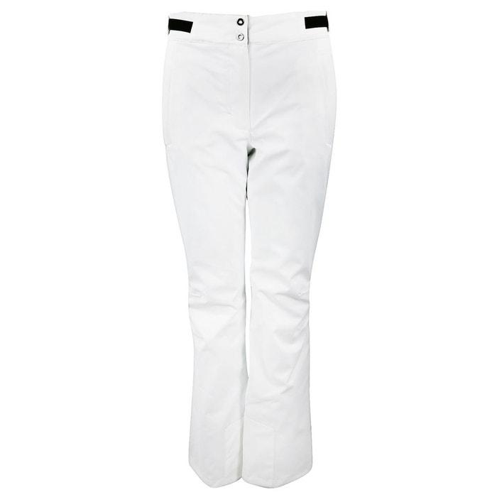 Arusha Pantalon Ski Femme Blanc Degre 7 La Redoute
