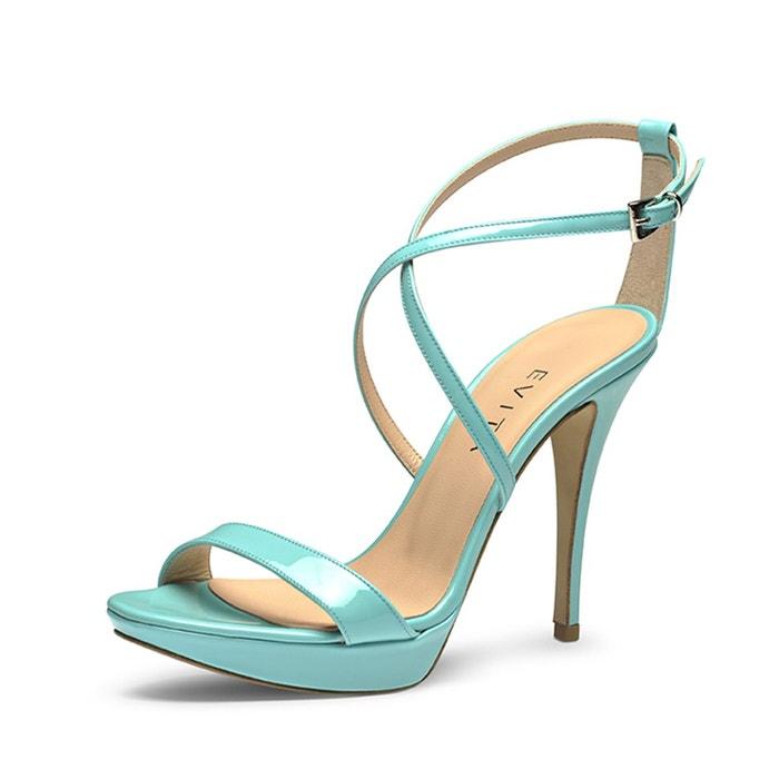 Sandales femme  blanc Evita  La Redoute