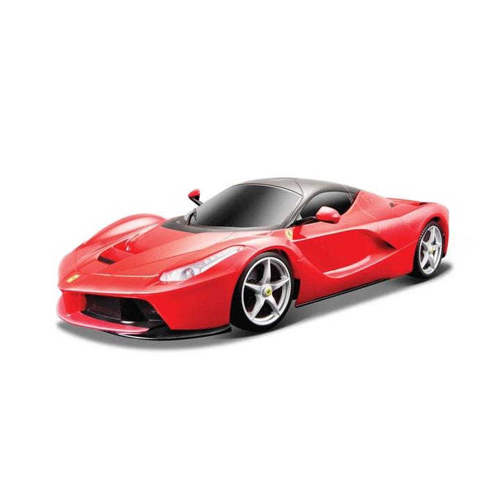Voiture Rouge Radiocommandée Echelle Ferrari 114La XkZuPi