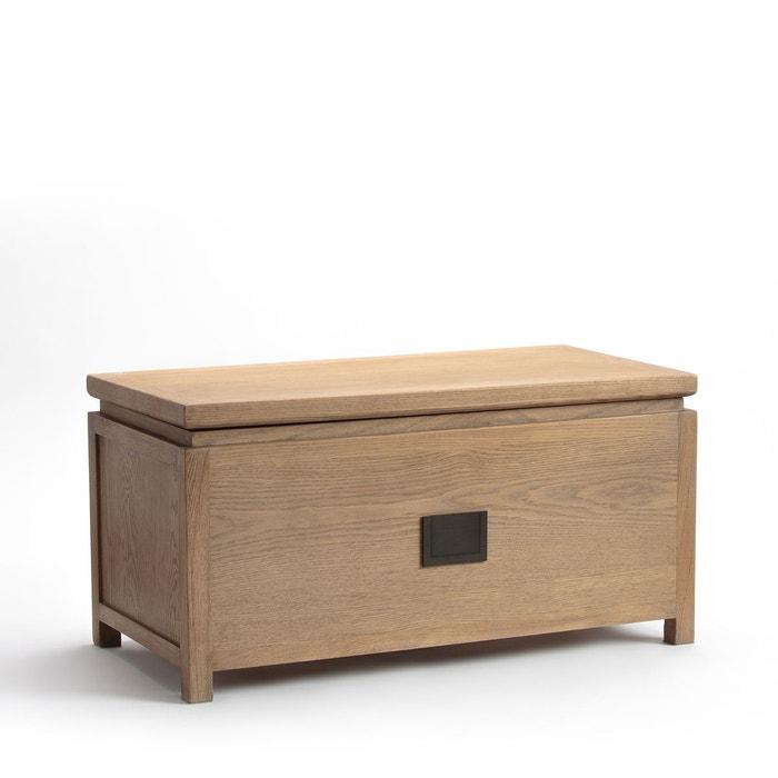 coffre chinois ch ne ling ch ne am pm la redoute. Black Bedroom Furniture Sets. Home Design Ideas