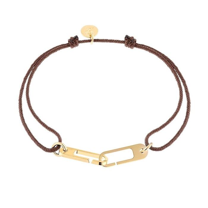 Bracelet l'avare en argent 925/1000 doré dore L By L'avare | La Redoute Classique Jeu yP9QDTjcdg