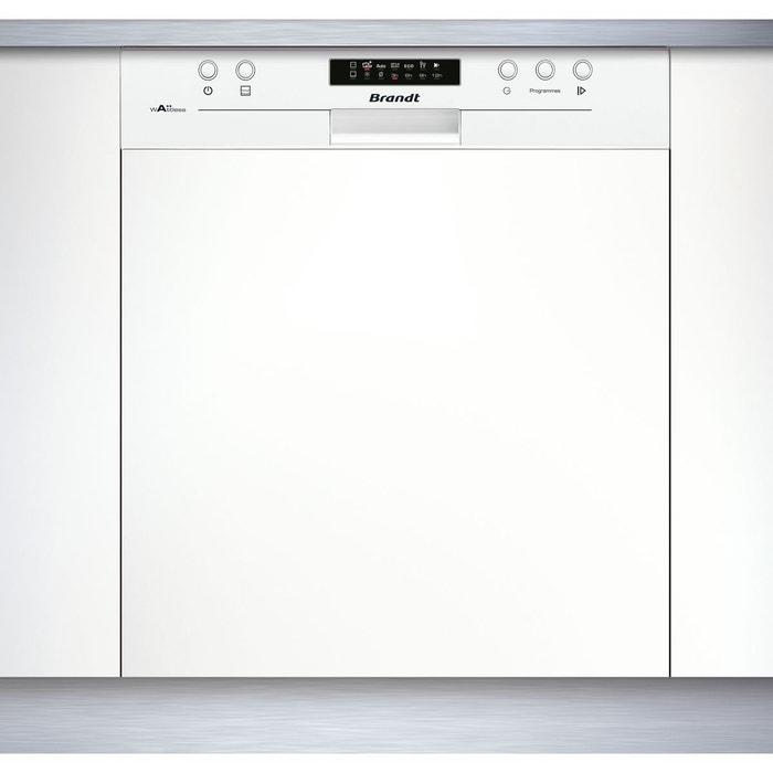 lave vaisselle int grable brandt vh1505w blanc brandt la. Black Bedroom Furniture Sets. Home Design Ideas
