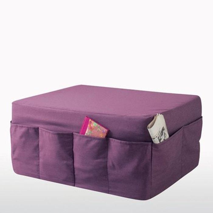 pouf d houssable adulte confort mousse meeting la redoute interieurs la redoute. Black Bedroom Furniture Sets. Home Design Ideas