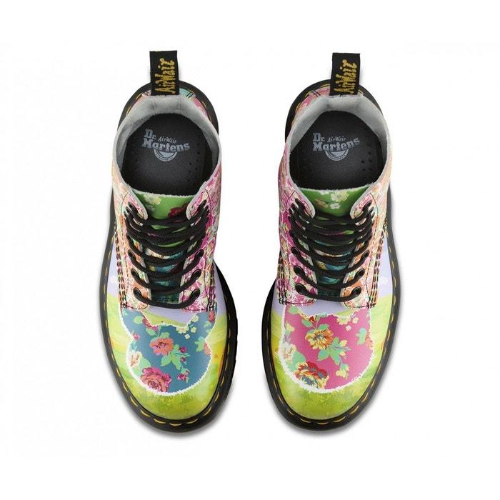 Boots dr martens pascal daze - 22573102 vert Dr Martens