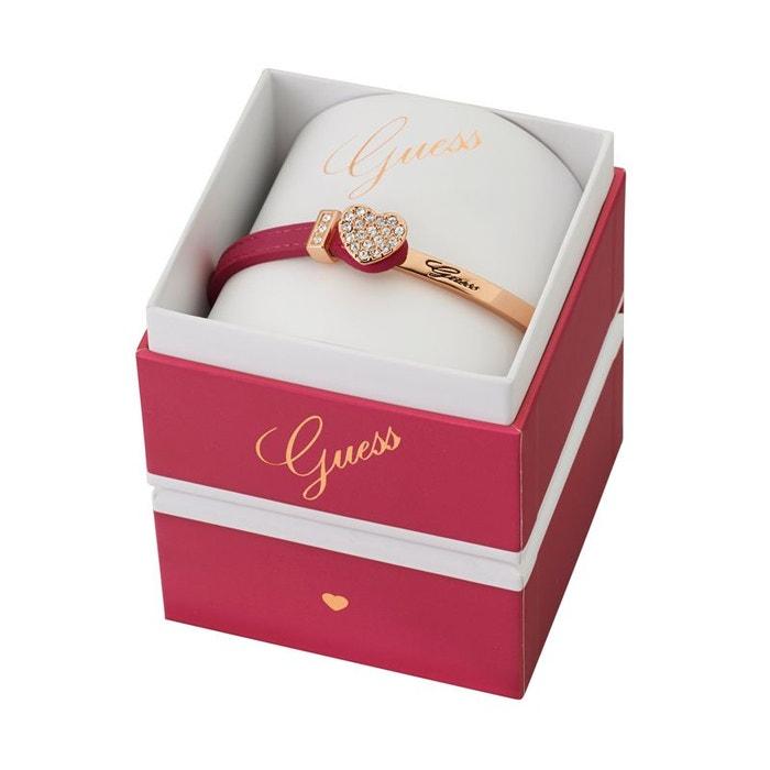 Bracelet métal rose Guess | La Redoute offre Eastbay Prix Pas Cher Livraison Gratuite Abordable LMCupjQWjz