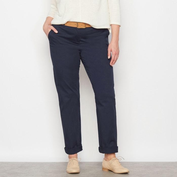 Image Pantaloni chino straight CASTALUNA