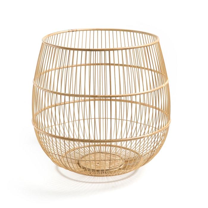 Корзина ручной работы из бамбука, Midori  AM.PM. image 0