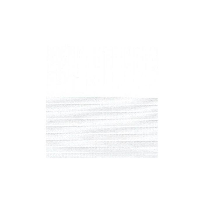 Fixation avec ou sans per/çage MADECOSTORE Double Store Enrouleur Jour Nuit Basic Blanc Cha/înette blanche L75 x H160cm