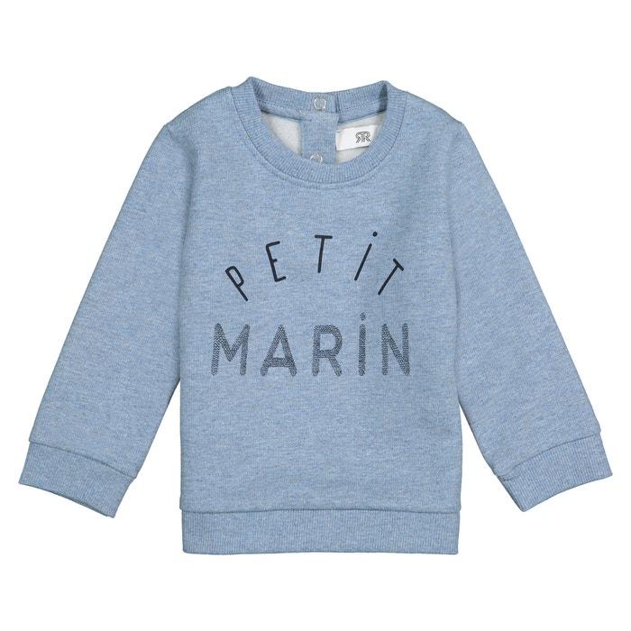 Bedrukte sweater  La Redoute Collections image 0