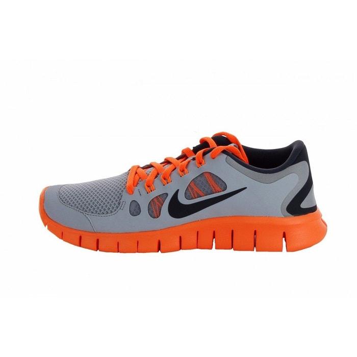 Basket nike free 5.0 junior ref. 580558 005 gris Nike   La