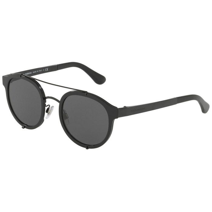 Lunettes de soleil dg2184 noir Dolce Gabbana   La Redoute Prix De  Liquidation ySQ6iqtpa 0970f06ce951