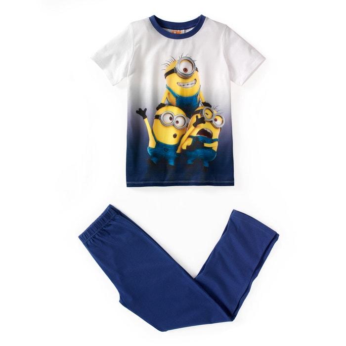 afbeelding Bedrukte pyjama LES MINIONS