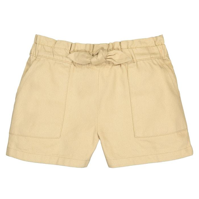 La Redoute Collections Big Girls Cotton Denim Shorts