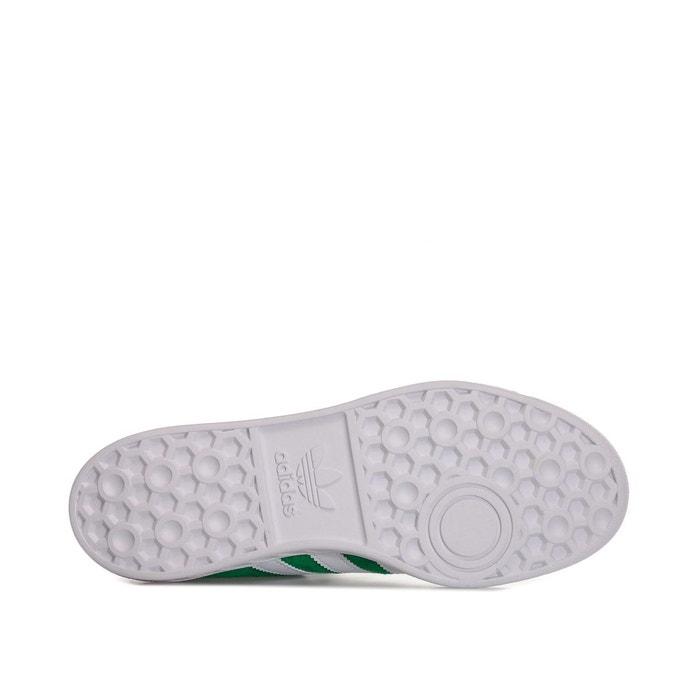 Baskets hamburg vert Adidas Originals