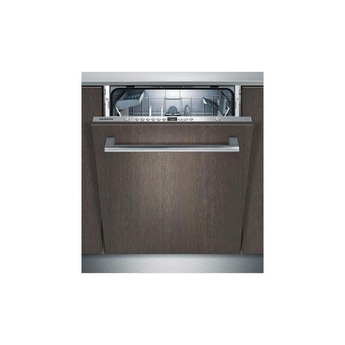 design de qualité 8177d 81f5f Sn636x00ae-lave Vaisselle Tout Encastrable-12 Couverts-48 Db-a+-l60  Cm-moteur Induction
