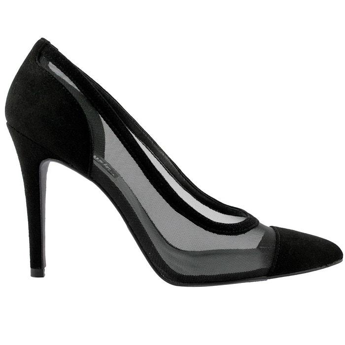Chaussures à talons kylie noir Exclusif Paris Ordre D'achat Pas Cher Avant Pas Cher Achats En Ligne 4NeEkHH