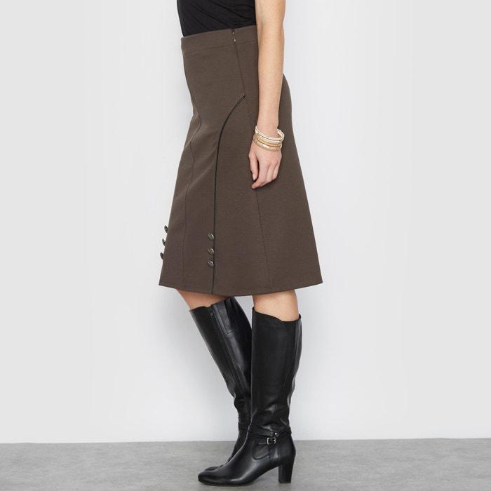 afbeelding Stretch rok, milano tricot ANNE WEYBURN