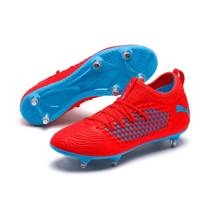 Future Chaussures Football Rougebleu Puma 19 Sg 3 RougeLa WH2EDI9Y