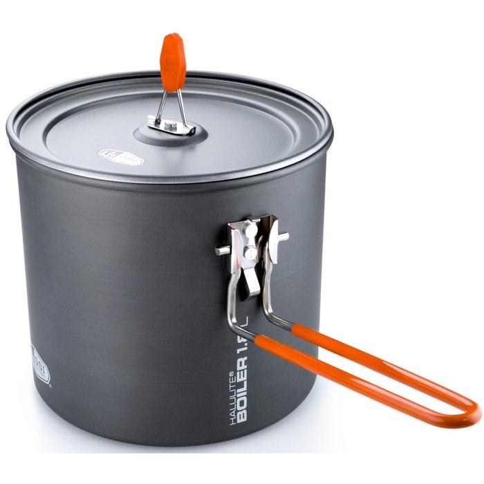 Halulite vaisselle 1 8l gris orange gris gsi la redoute - La redoute vaisselle ...