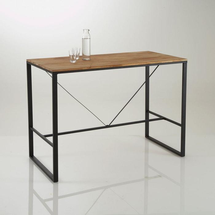 Table Bar Haute Hiba La Redoute Interieurs