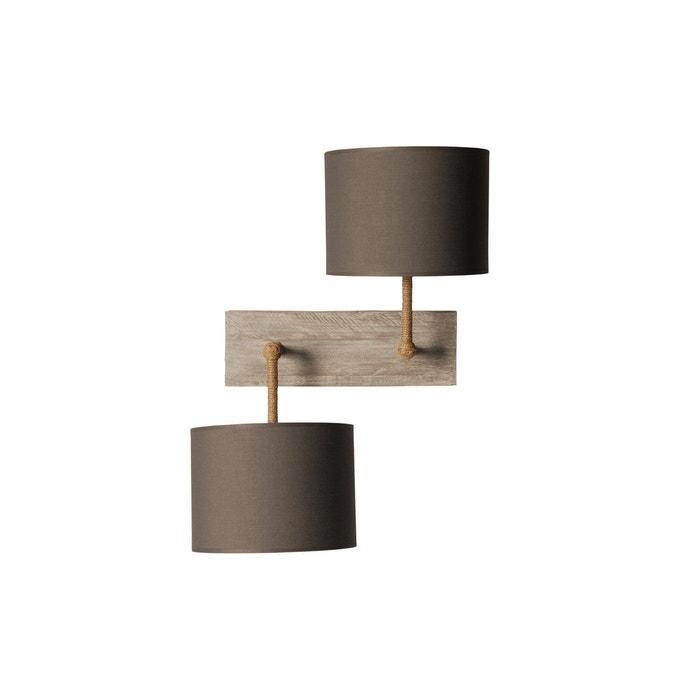 applique murale nature coc art la redoute. Black Bedroom Furniture Sets. Home Design Ideas