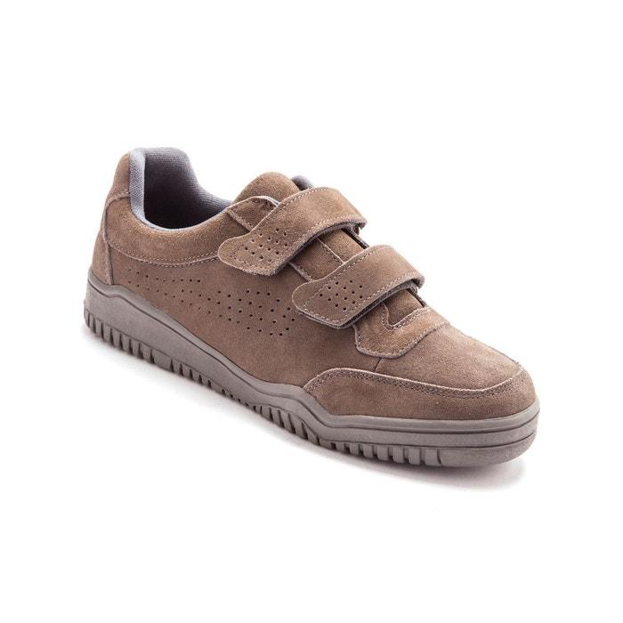 Chaussures de détente cuir   Honcelac   La Redoute