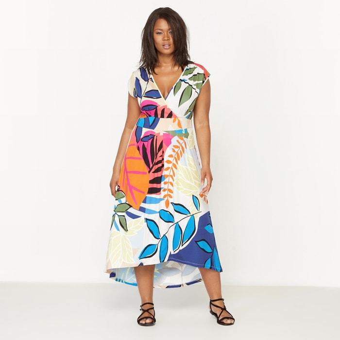 Image Floral Print Dress CASTALUNA