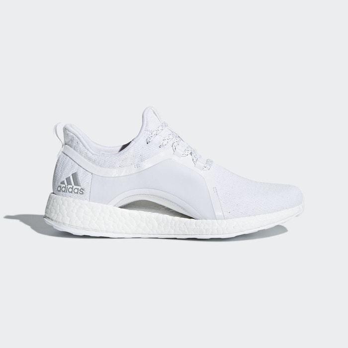 Chaussure pureboost x blanc Adidas Performance