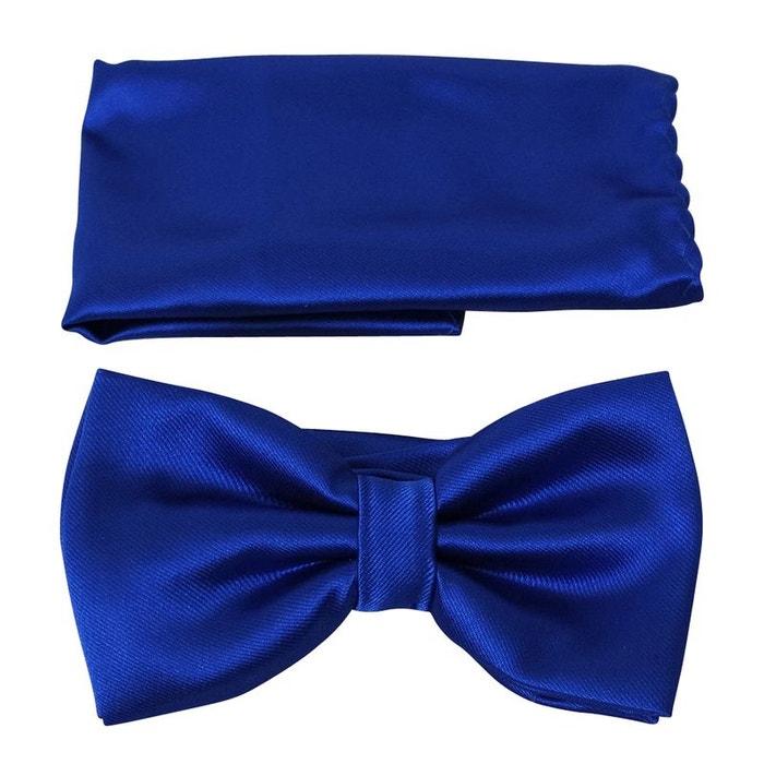 noeud papillon bleu roi bleu chapeau tendance la redoute. Black Bedroom Furniture Sets. Home Design Ideas