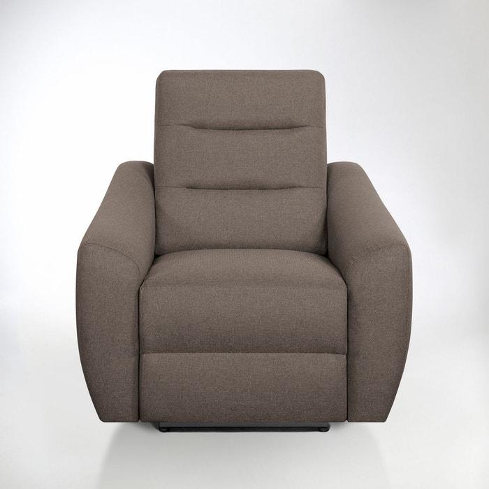 fauteuil de relaxation lectrique chin gedes la redoute. Black Bedroom Furniture Sets. Home Design Ideas