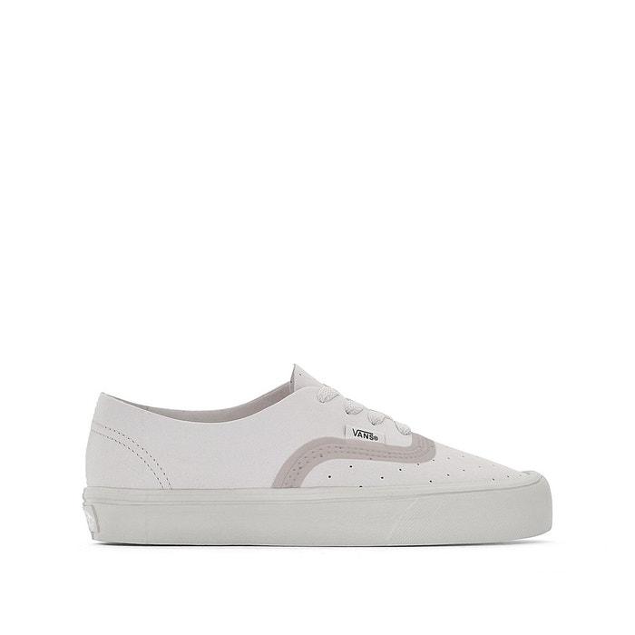 Baskets mode textile  blanc Vans  La Redoute