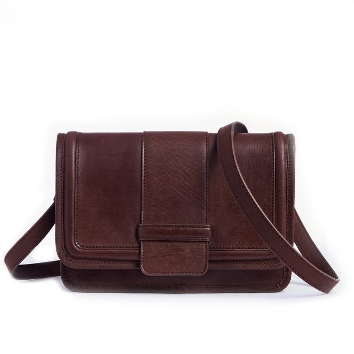 Image Leather Shoulder Bag R studio