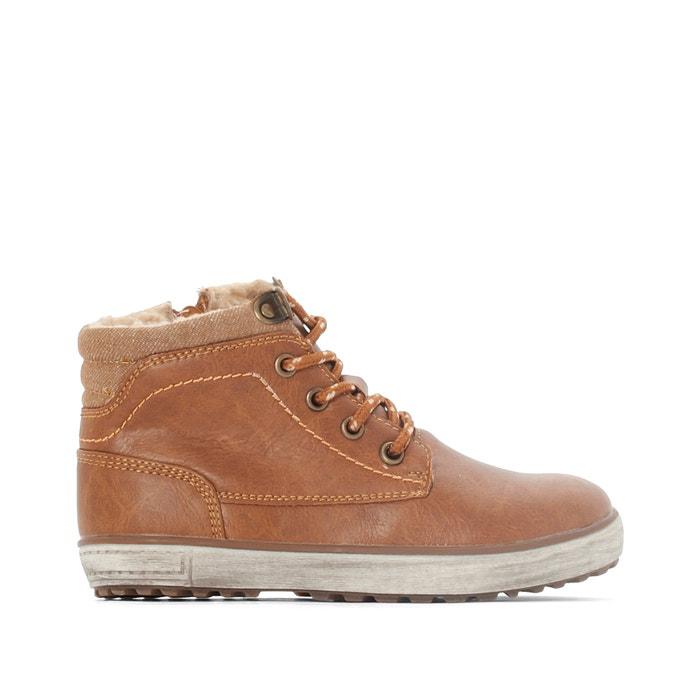 afbeelding Gevoerde boots La Redoute Collections
