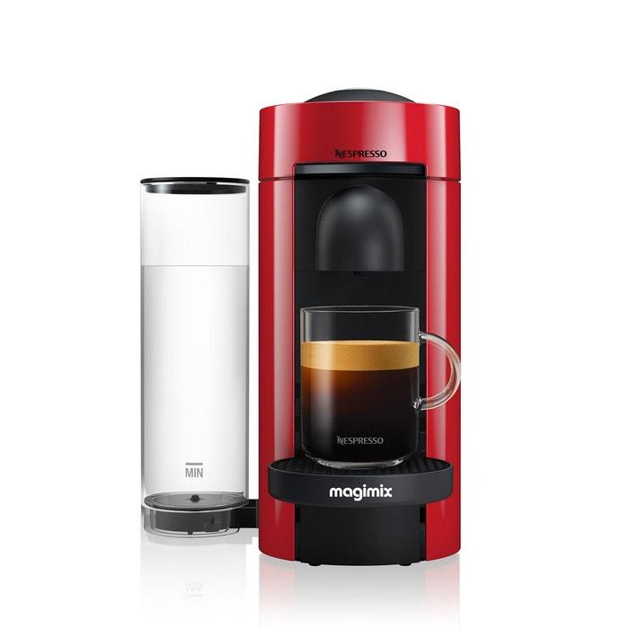machine caf nespresso vertuo 11389 rouge magimix la. Black Bedroom Furniture Sets. Home Design Ideas