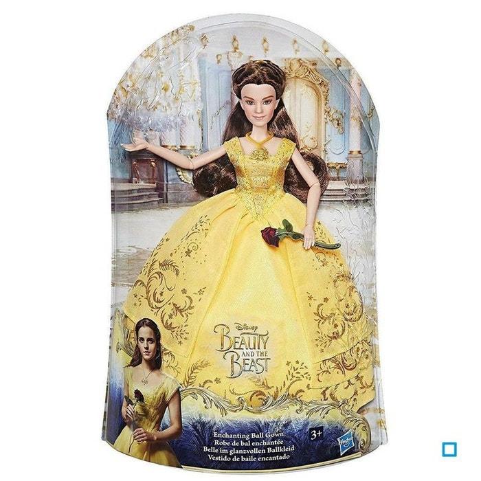 a530442a229 La belle et la bête - belle deluxe tenue de bal - hasb9166eu40 jaune Hasbro