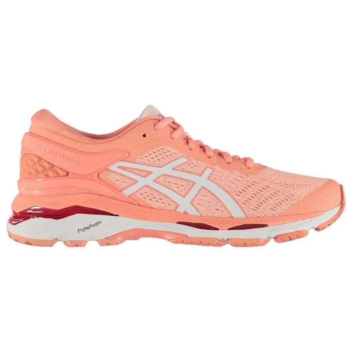 78ef10899ba Chaussures de course à pied gel-kayano 24 rose blanc Asics