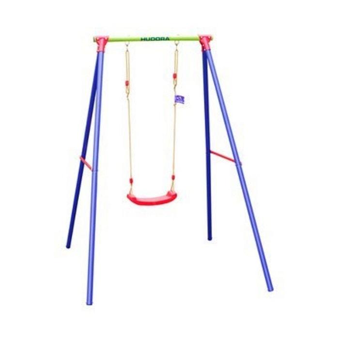 hudora la balan oire hd 200 balancelle b b bleu rouge hudora la redoute. Black Bedroom Furniture Sets. Home Design Ideas