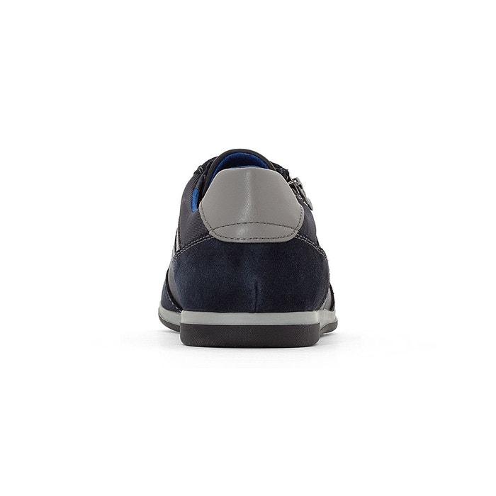 Baskets u renan c bleu marine Geox
