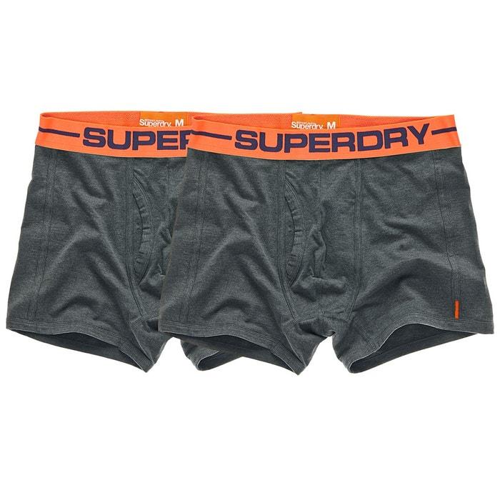 Boxer - shorty, lot de 2