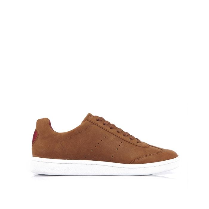 afbeelding Sneakers in leer Clicoeur MELLOW YELLOW