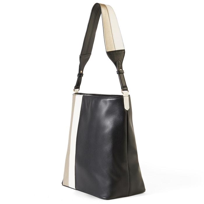 sac main noir la redoute collections la redoute. Black Bedroom Furniture Sets. Home Design Ideas