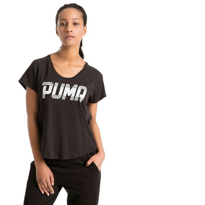 t shirt athletic fashion pour femme puma la redoute. Black Bedroom Furniture Sets. Home Design Ideas