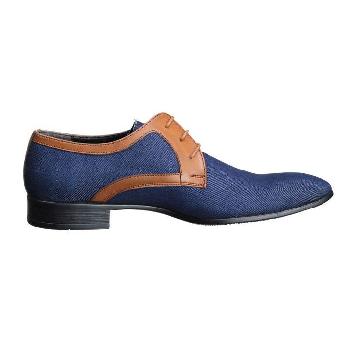 LEADER MODE - Chaussure Derbie bicolore | La Redoute